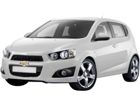 Chevrolet Aveo Hatchback (АКПП)